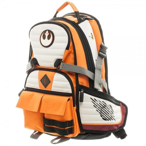 Star Wars Rebel Squadron Pilot Laptop Backpack - Masters Of Geek
