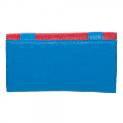 Nintendo Mario Jrs. Flap Wallet - Masters Of Geek