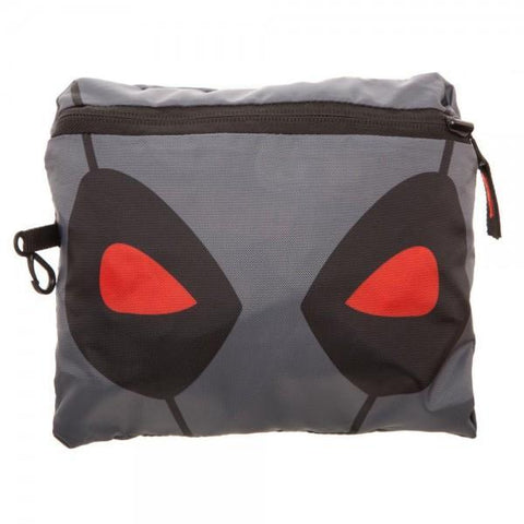 Marvel Deadpool Packable Duffle Bag - Masters Of Geek