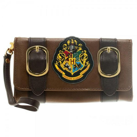 Harry Potter Satchel Fold Wallet - Masters Of Geek