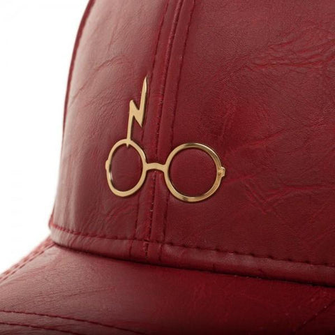 Harry Potter Metal PU Leather - Masters Of Geek