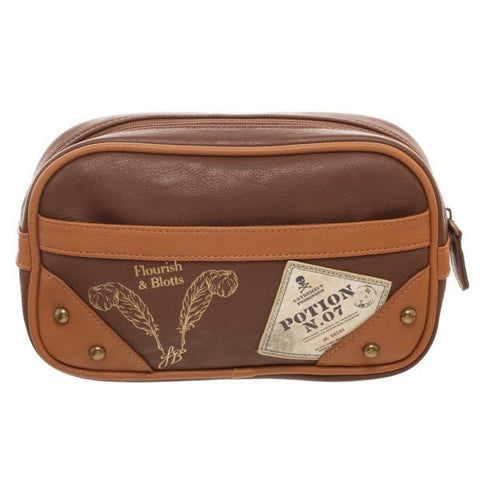 Harry Potter Hogwarts Toiletry Bag - Masters Of Geek