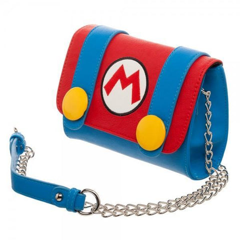 Nintendo Mario Sidekick Crossbody Bag - Masters Of Geek