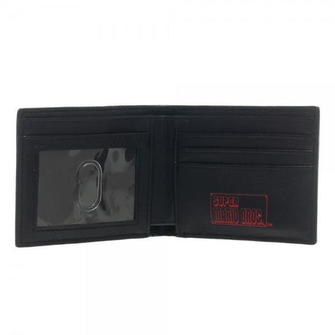 Nintendo Super Mario Bi-Fold Wallet - Masters Of Geek
