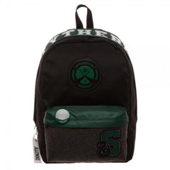 Harry Potter Slytherin Backpack - Masters Of Geek