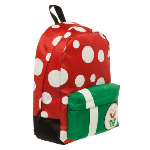 Nintendo Super Mario Mushroom Backpack - Masters Of Geek