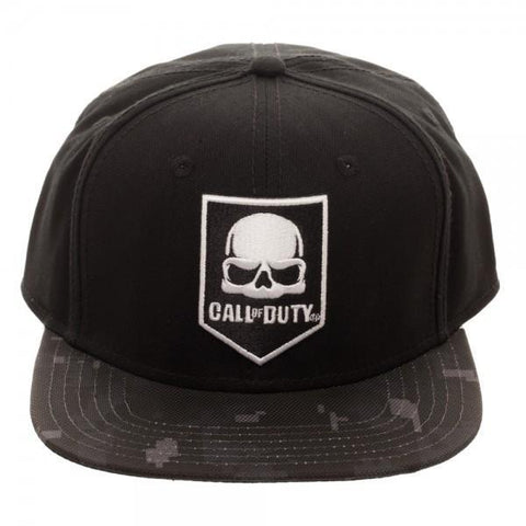 Call of Duty Infinite Warfare Digi Camo Snapback - Masters Of Geek