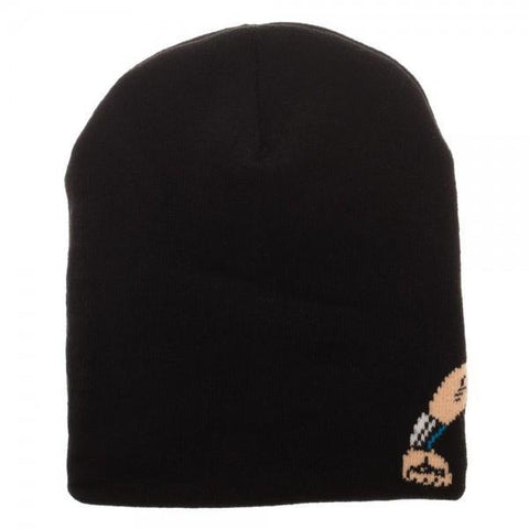 Wonder Woman Jacquarded Knit Beanie - Masters Of Geek