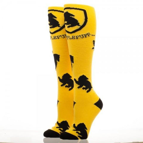 Harry Potter Hufflepuff Knee High - Masters Of Geek