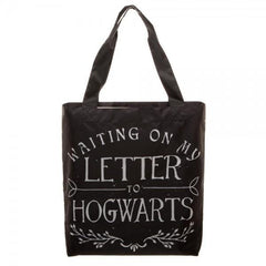Harry Potter Letter To Hogwarts Packable Tote