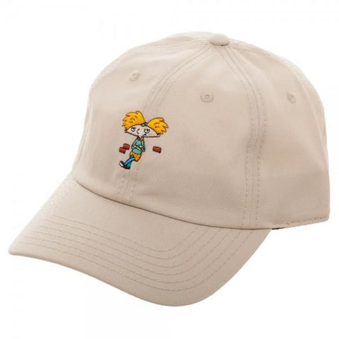 Nickelodeon Hey Arnold! Adjustable Hat - Masters Of Geek