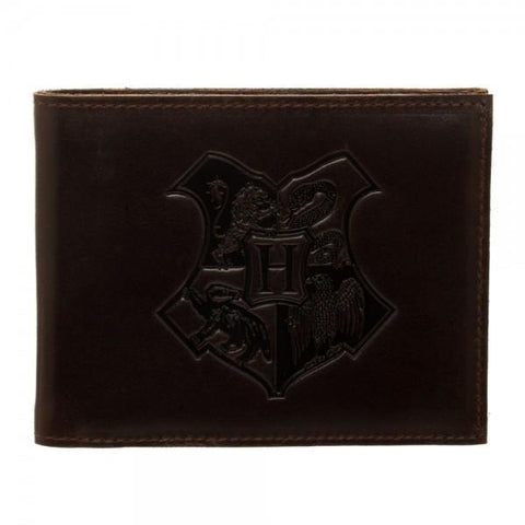 Harry Potter Leather Bi-Fold Wallet - Masters Of Geek