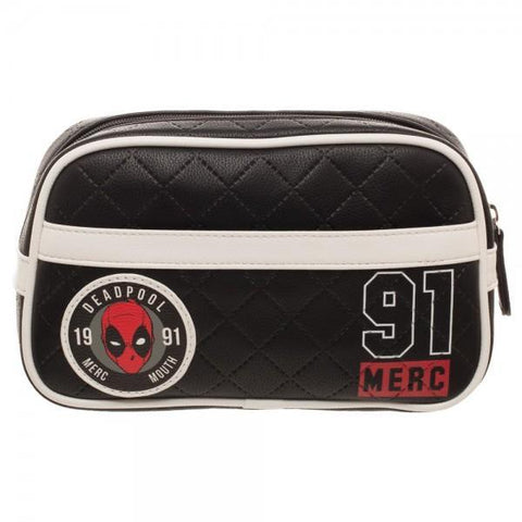 Deadpool Makeup Bag - Masters Of Geek
