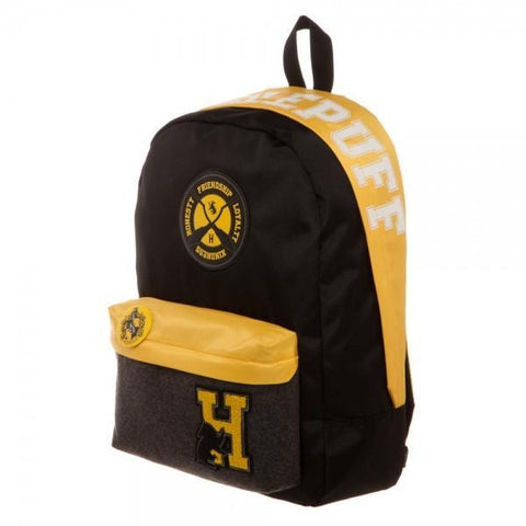 Harry Potter Hufflepuff Backpack - Masters Of Geek