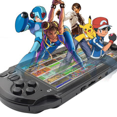 Handheld Video Game Console With 600+ Preloaded Classic Games