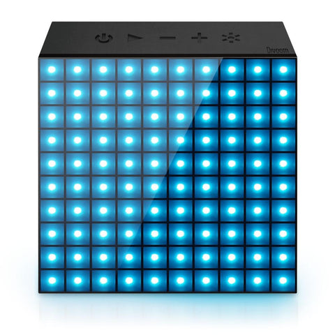 AURABOX Smart LED Bluetooth Speaker - Masters Of Geek