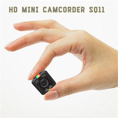 Mini Camera HD Camera 1080P - Masters Of Geek