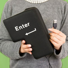 Big Enter Key USB Anti-stress