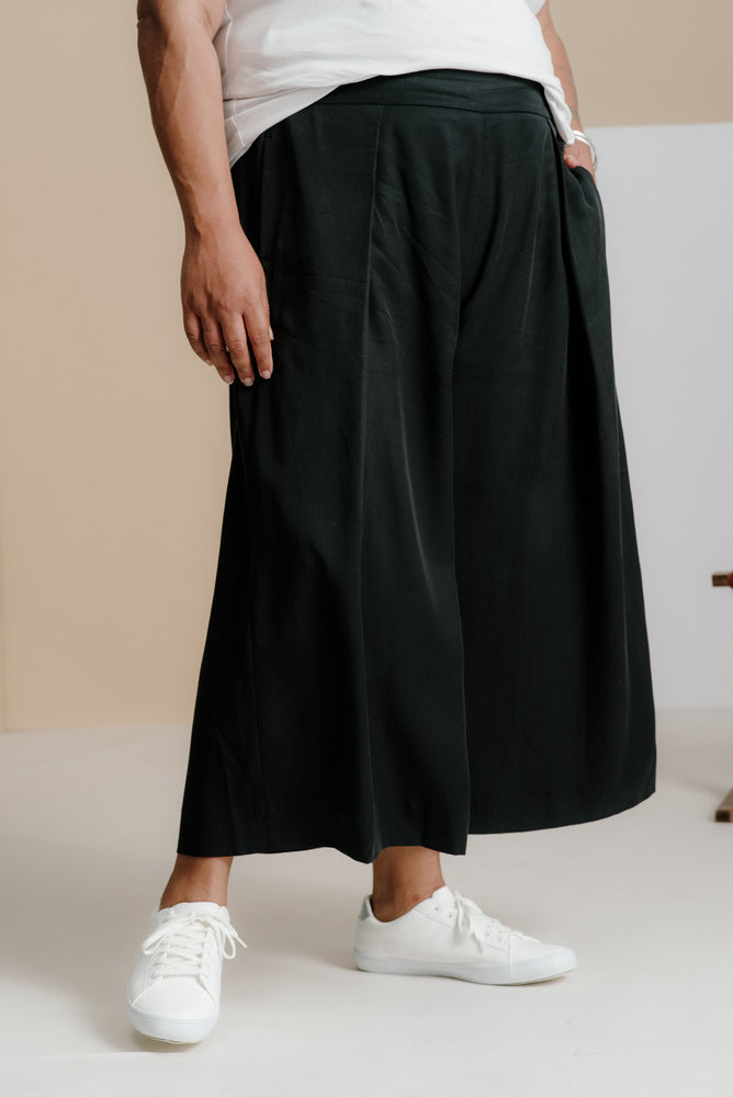 The Pleated Culottes