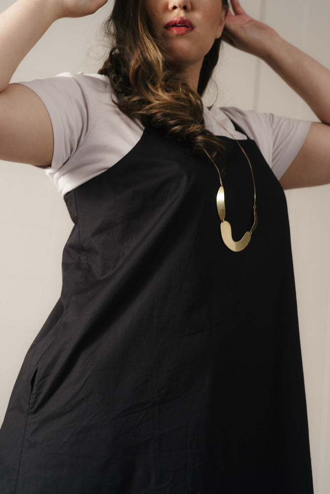 The Apron Dress