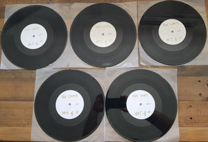 "The Chats - Get This In Ya - 10"" EP - Black Vinyl - Numbered Test Pressing - Limited To 10"