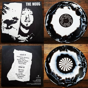 The Nods ~ Overripe ~ LP ~ Oreo Smash ~ Limited To 150