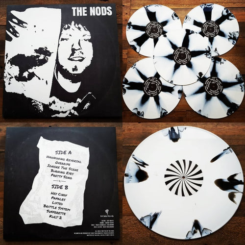 The Nods ~ Overripe ~ LP ~ Blackberry Cornetto ~ Limited To 100