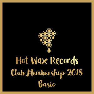 Hot Wax Records - Club Membership - 2018 - Basic