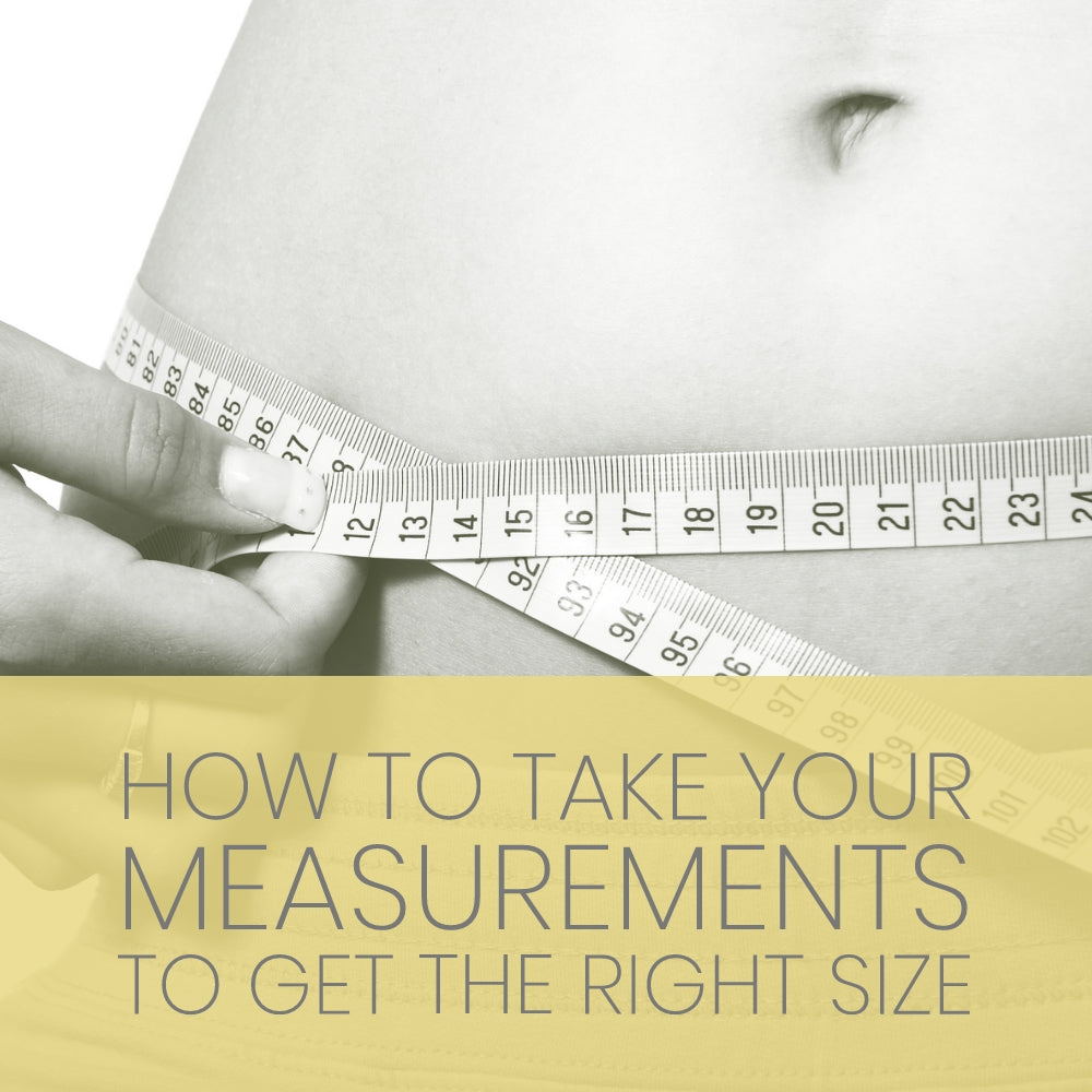 Measure your clothing size the right way