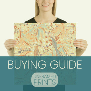 BUYING GUIDE: Unframed Prints