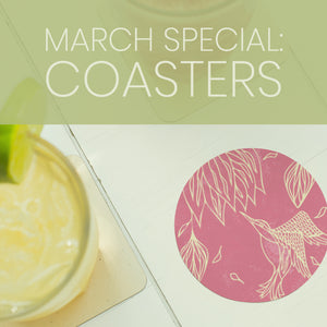 MARCH SPECIAL: Coasters