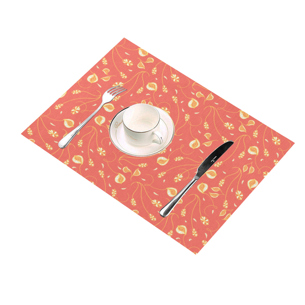 Gilded Gliders - Placemats-Geckojoy