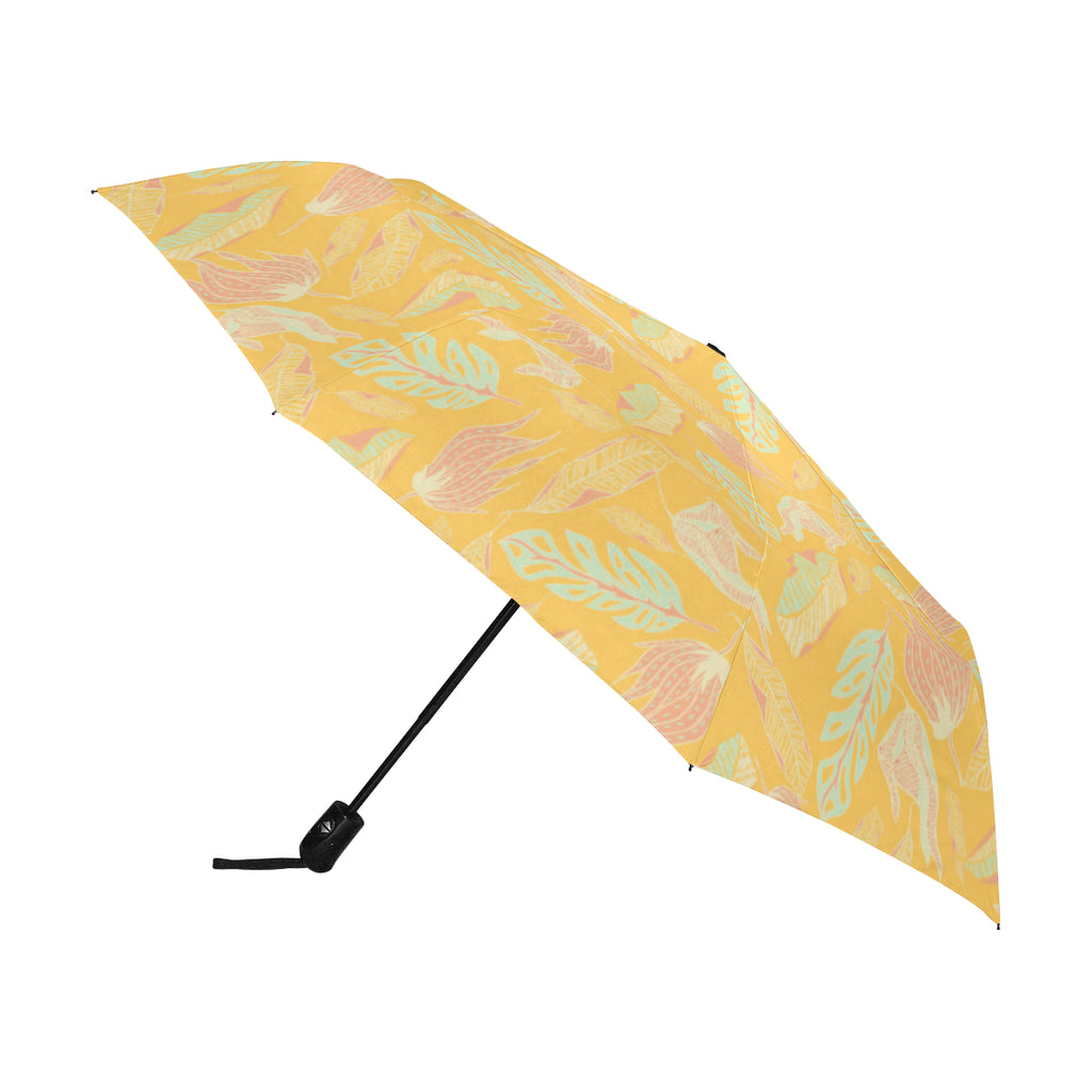 Sunny Bed SG39 - Anti-UV Automatic Umbrella(Outside Printing)(Model U09)-Geckojoy