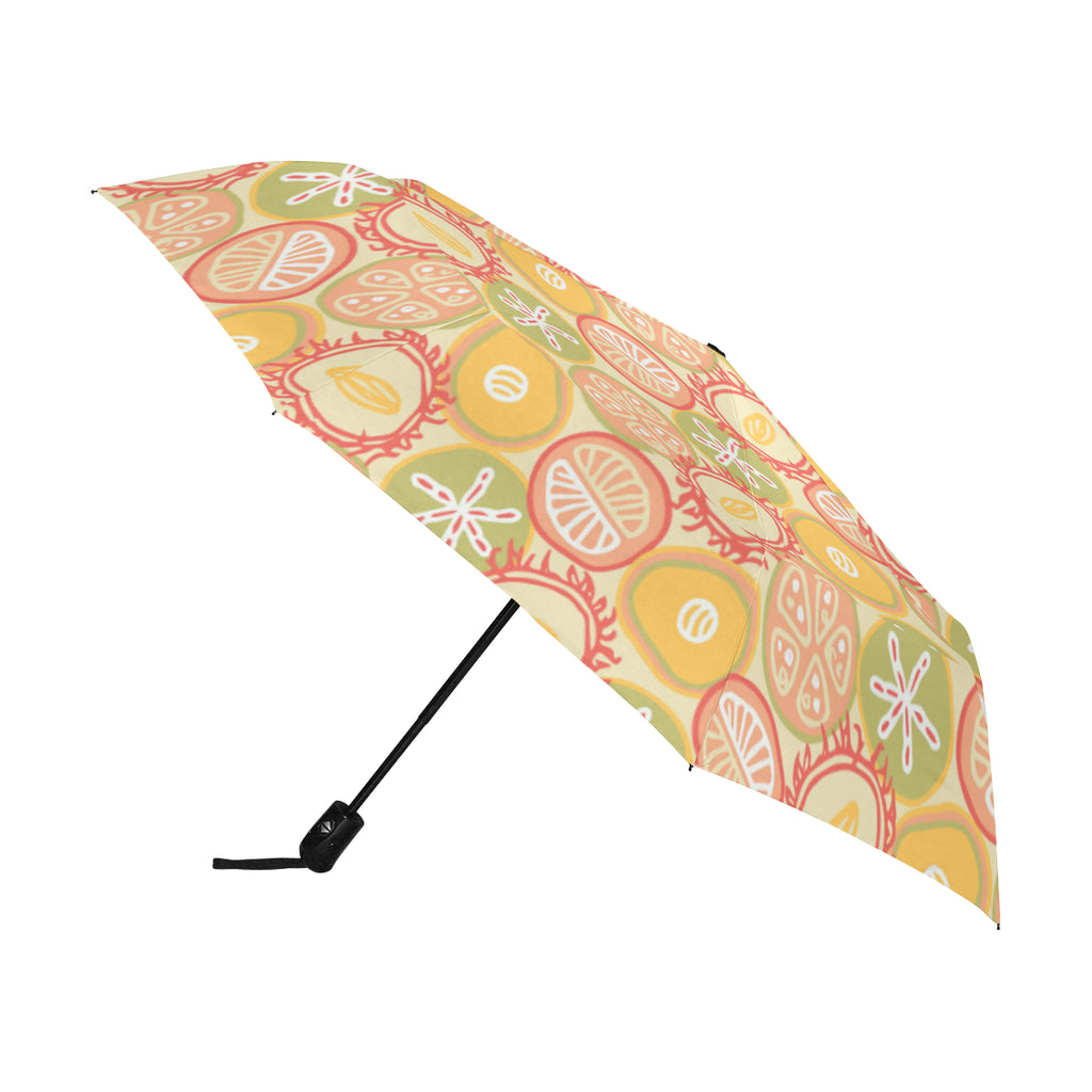 Sun-kissed Fruit SG28 - Anti-UV Automatic Umbrella(Outside Printing)(Model U09)-Geckojoy