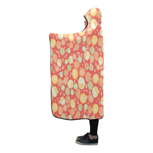 Fruit Punch - Hooded Blanket-Geckojoy