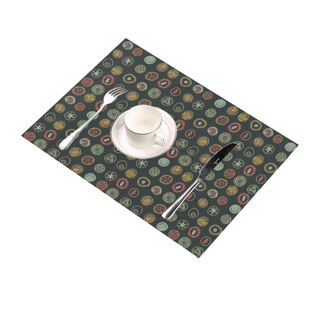 Fruit Drops - Placemats-Geckojoy