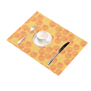 Lucky Red Pong Pong - Placemats-Geckojoy