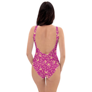 Chasing Birds Swimsuit-Geckojoy