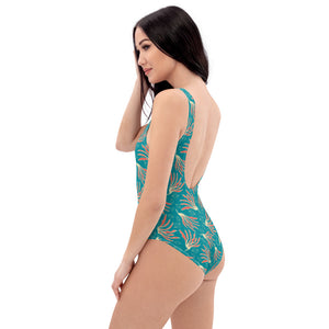 Dancing Trees Swimsuit-Geckojoy