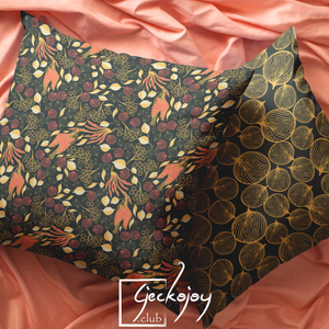 Custom Pillowcase-Geckojoy