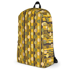 Beaded Trees Backpack-Geckojoy
