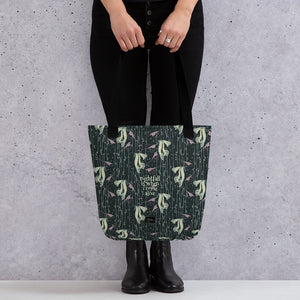 Nightfall Tote Bag-Geckojoy