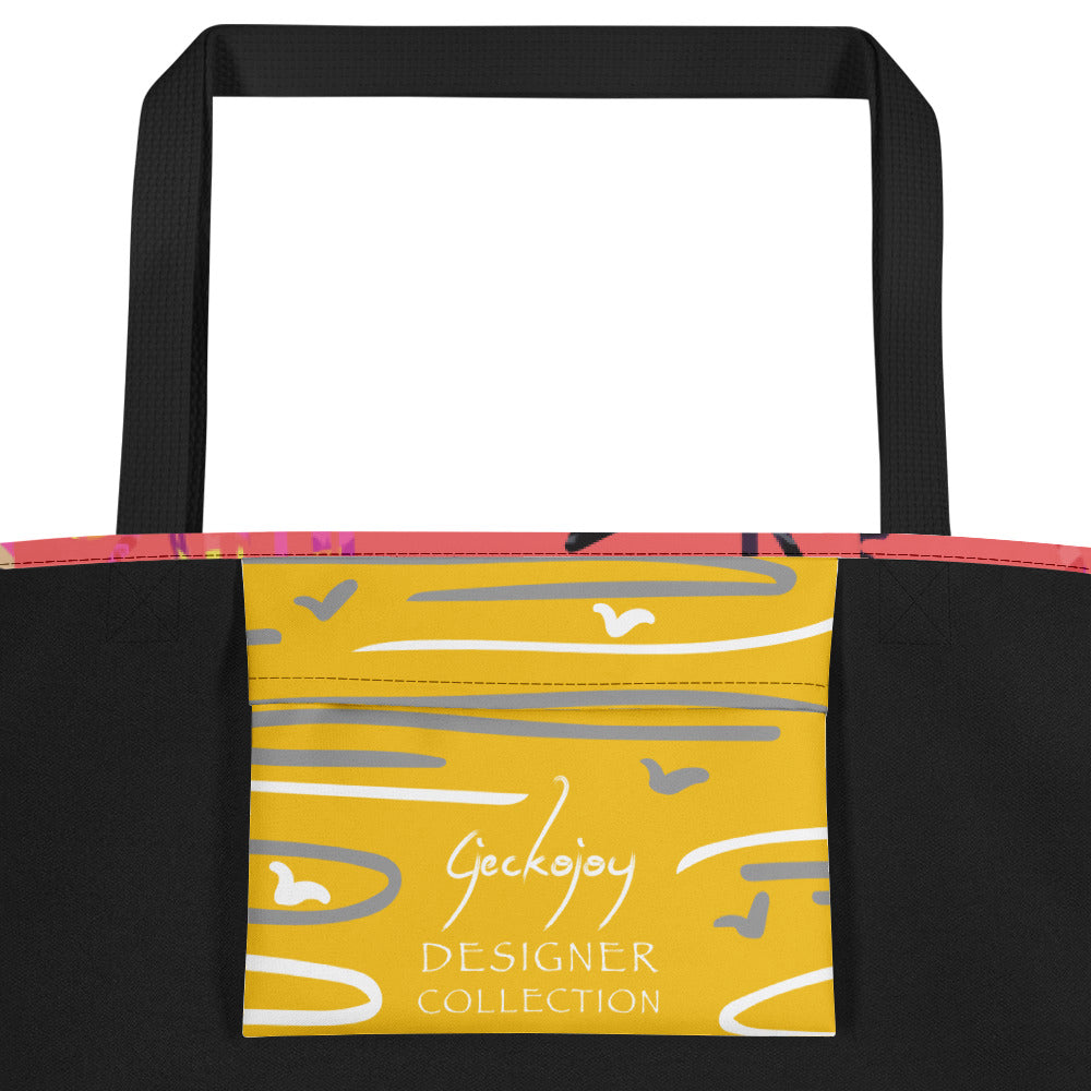 Floating Beach Bag-Geckojoy