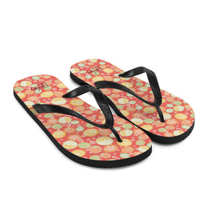 Fruit Punch Flip-Flops-Geckojoy