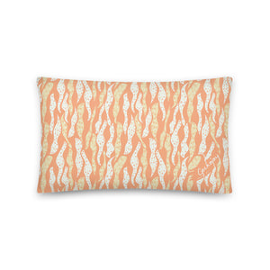 Silted Stilt Roots Indoor Pillow-Geckojoy