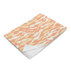 Silted Stilt Roots Light Throw Blanket-Geckojoy