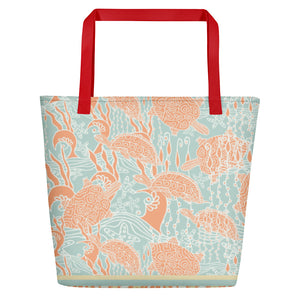 Beach Bae Bag-Geckojoy