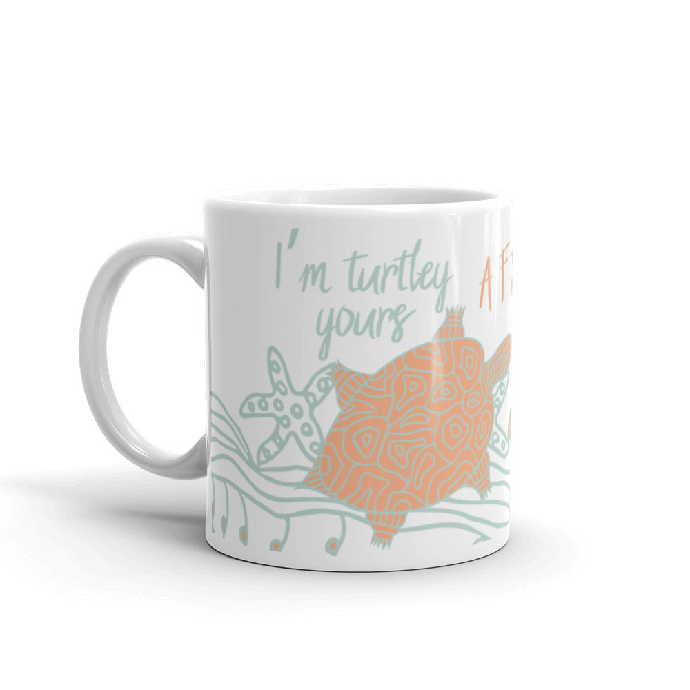 Turtley Yours Mug-Geckojoy