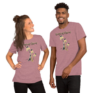 Tropical Flavor Unisex Light Tees-Geckojoy