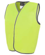 Kids High Visibility VEST. Day only.